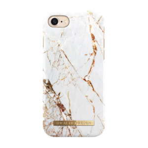 iDeal of Sweden fashion case Carrara iPhone 8 goud