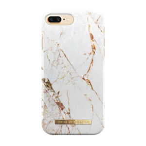 iDeal of Sweden fashion case Carrara iPhone 8 plus goud