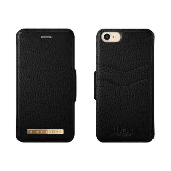iDeal of Sweden fashion wallet case iPhone 6 / 6s / 7 / 8 zwart