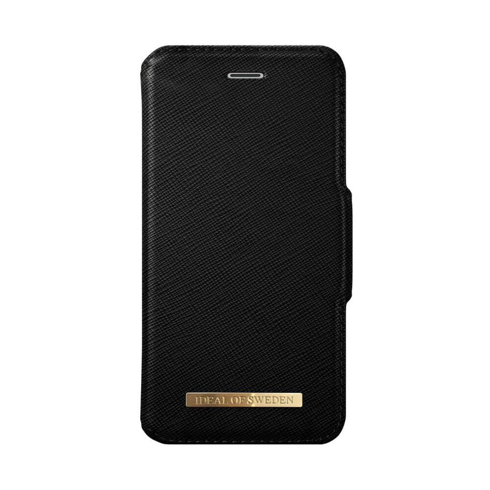 Afbeelding van iDeal of Sweden fashion wallet case iPhone X zwart
