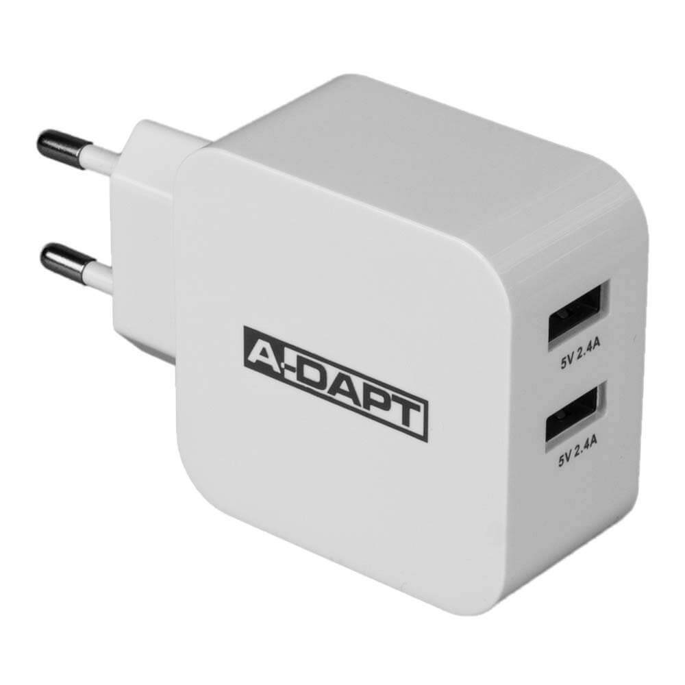 Afbeelding van iPhone USB adapter (duo)
