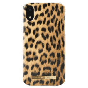 iDeal of Sweden fashion case Wild Leopard iPhone Xr