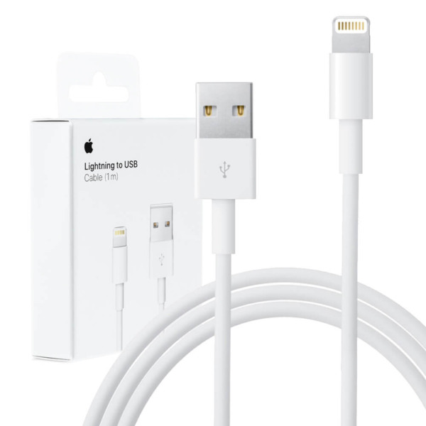 Apple Lightning USB Kabel (1 meter)