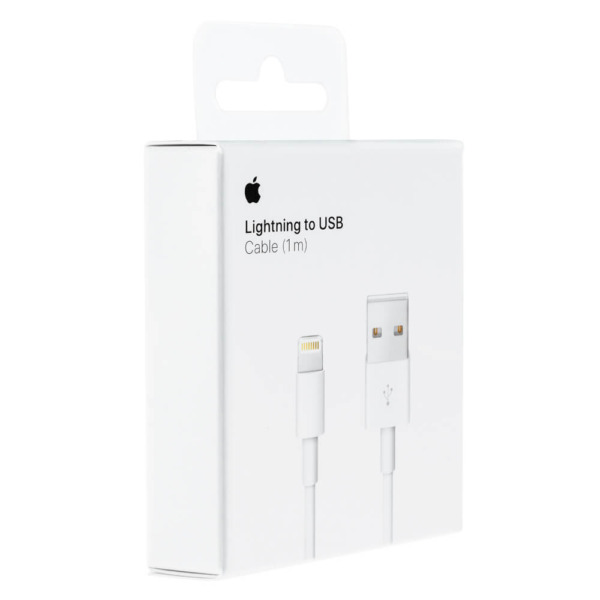 Apple Lightning USB Kabel (1 meter) 1