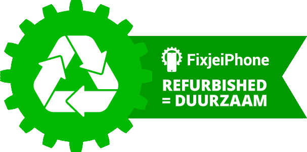 Refurbished = duurzaam