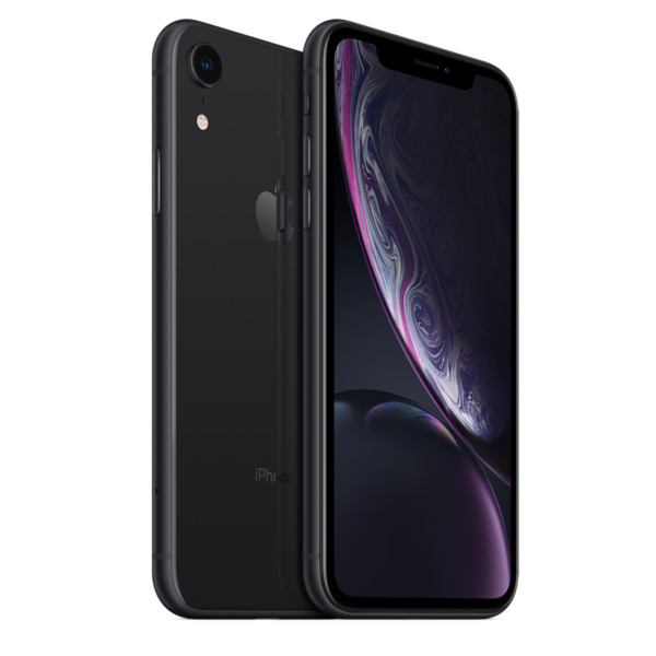 Refurbished iPhone XR zwart