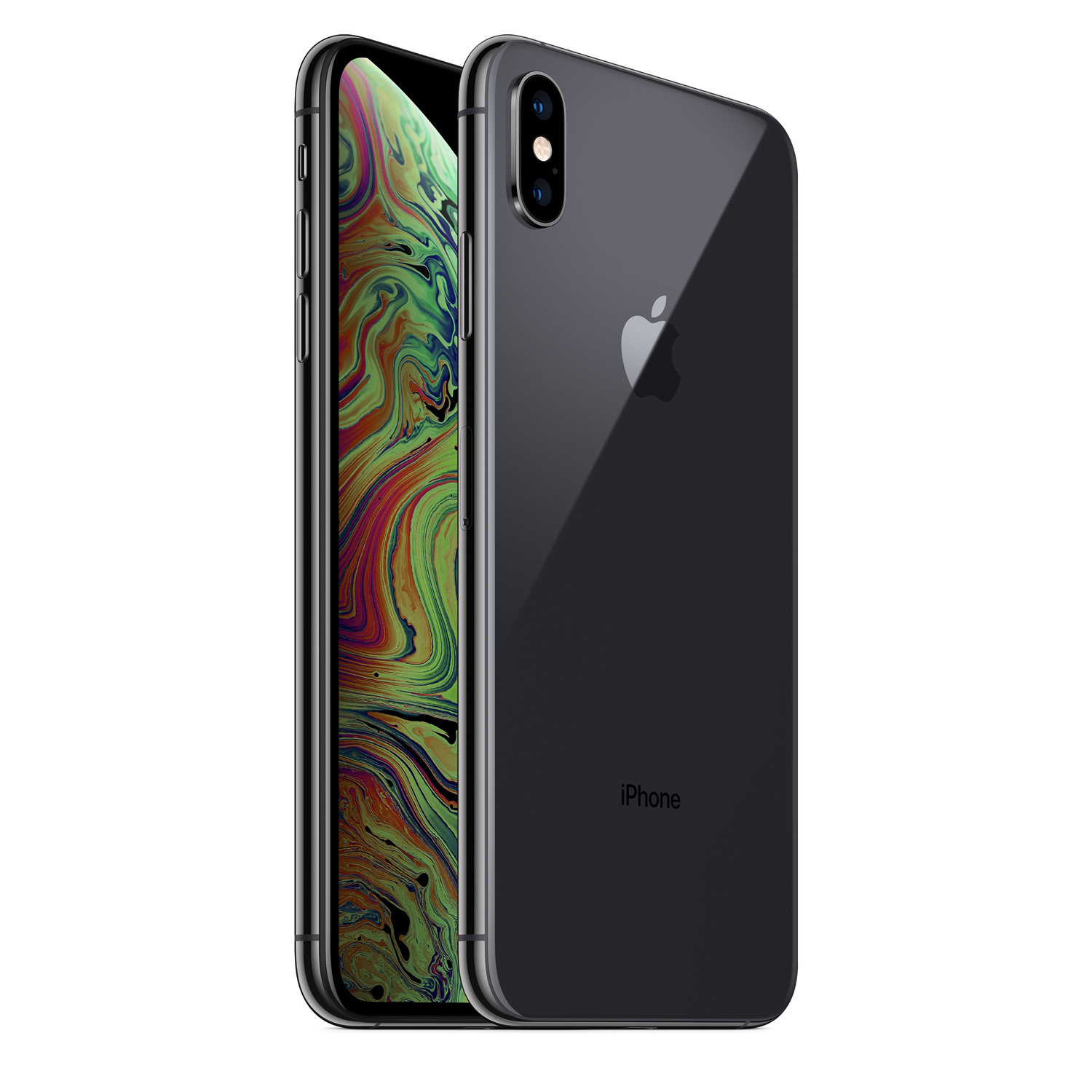 Refurbished iPhone XS Max space grey
