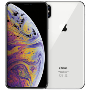 Refurbished iPhone XS Max zilver