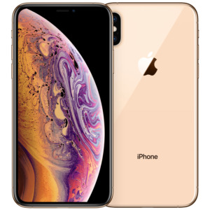 Refurbished iPhone XS gold