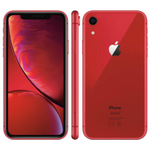 refurbished iphone xr rood