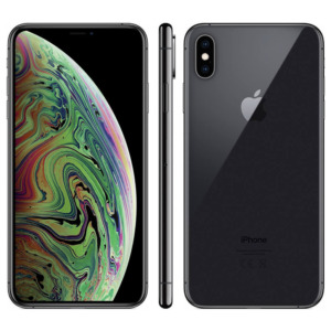 Refurbished iPhone Xs Max zwart