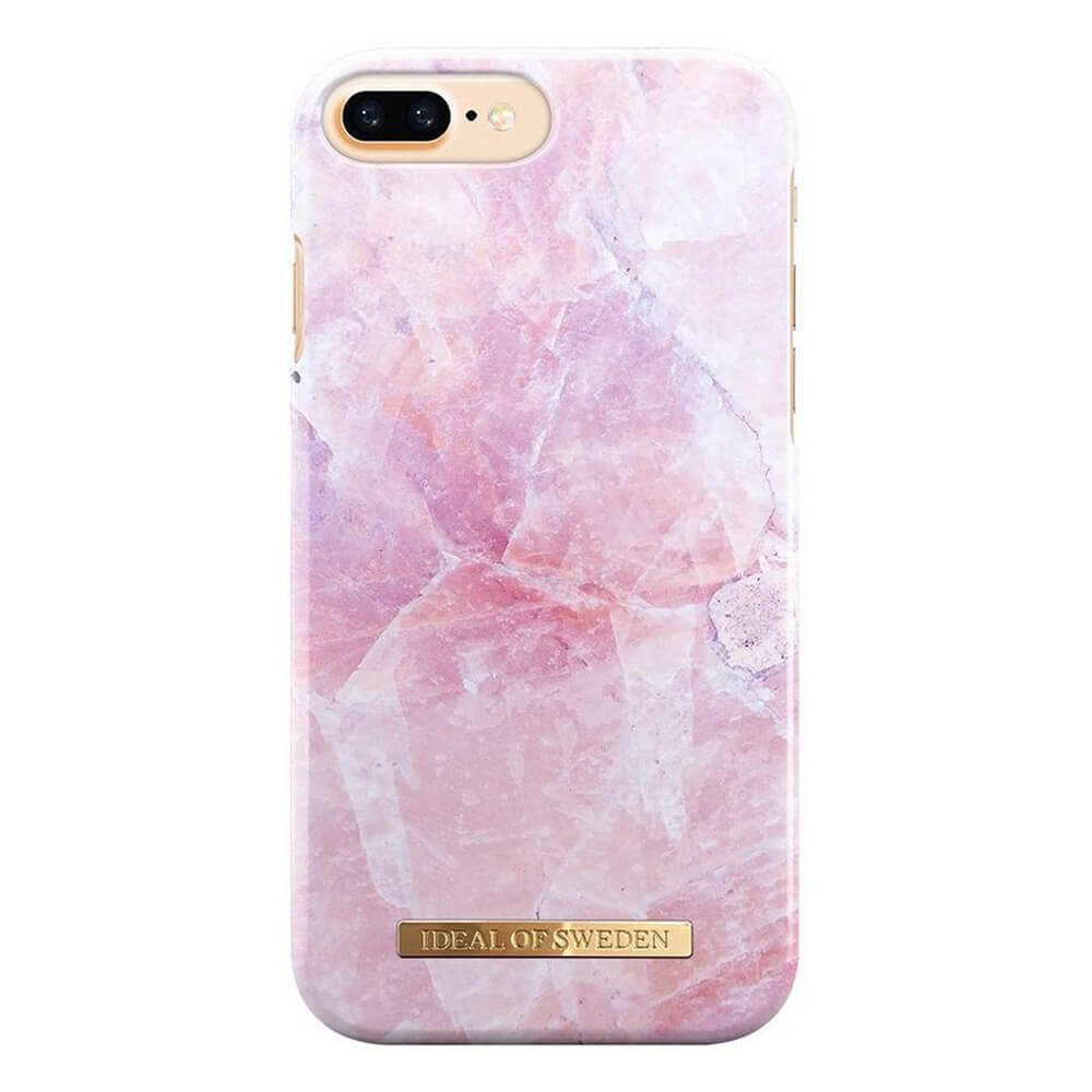 Afbeelding van iDeal of Sweden fashion case iPhone 6 plus Pilion Pink Marble