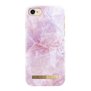 iPhone 8 7 6 6s iDeal of Sweden fashion case Pilion Pink Marble