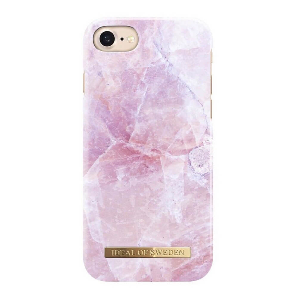 Afbeelding van iDeal of Sweden fashion case iPhone 6 Pilion Pink Marble