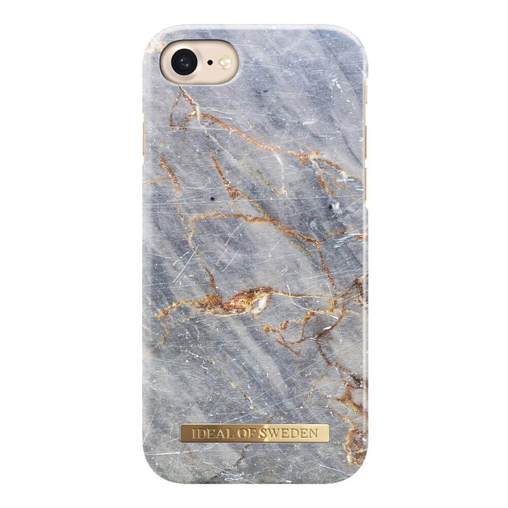 Afbeelding van iDeal of Sweden fashion case iPhone 6 Royal Grey Marble