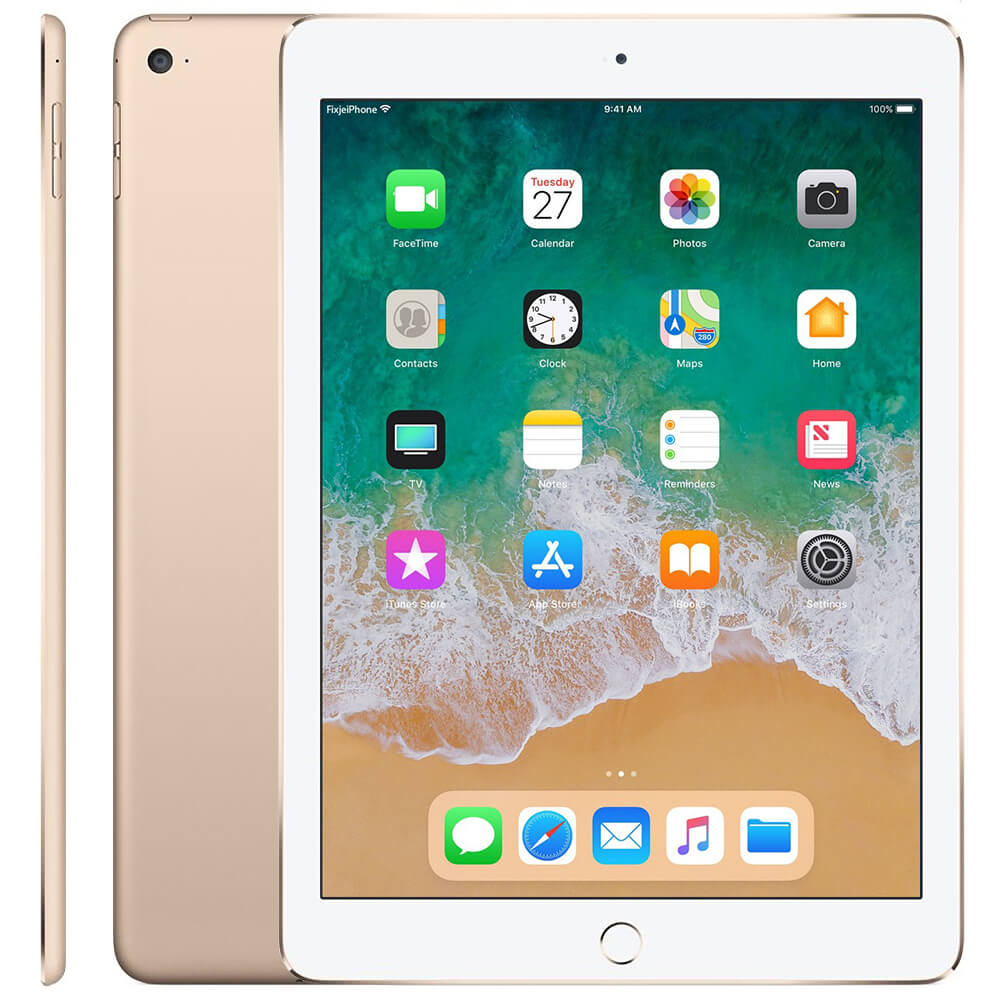 Afbeelding van Refurbished iPad Air 2 64GB goud