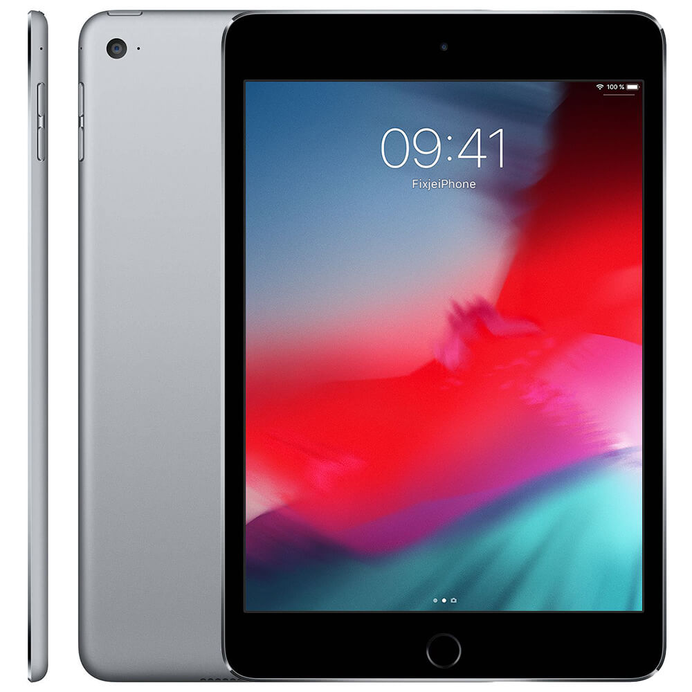Afbeelding van Refurbished iPad mini 4 space grey 64 gb