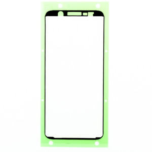 Samsung Galaxy A6 plus scherm sticker