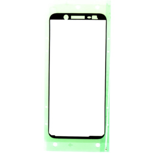Samsung Galaxy A6 scherm sticker