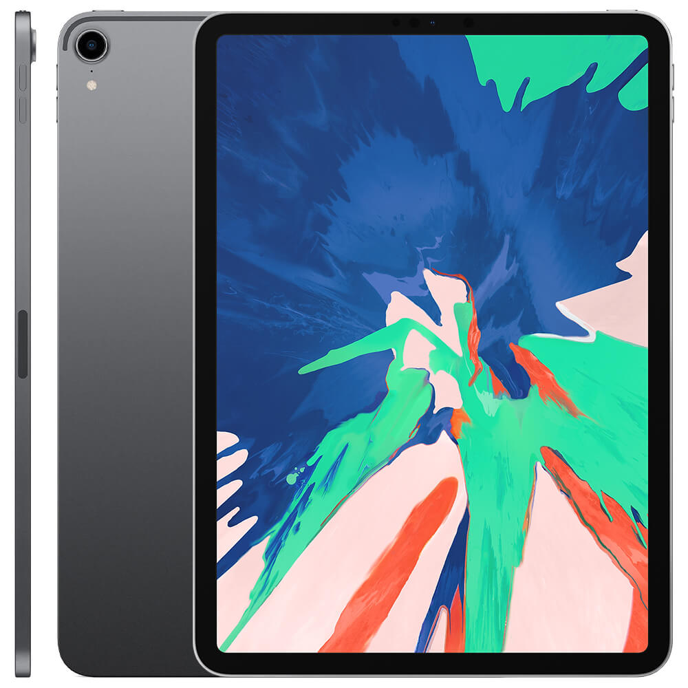 Afbeelding van Refurbished iPad Pro 2018 11 inch 64GB space grey
