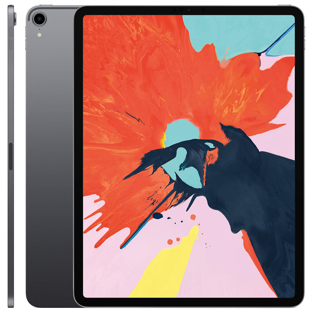 Afbeelding van Refurbished iPad Pro 2018 12.9 inch 64GB space grey