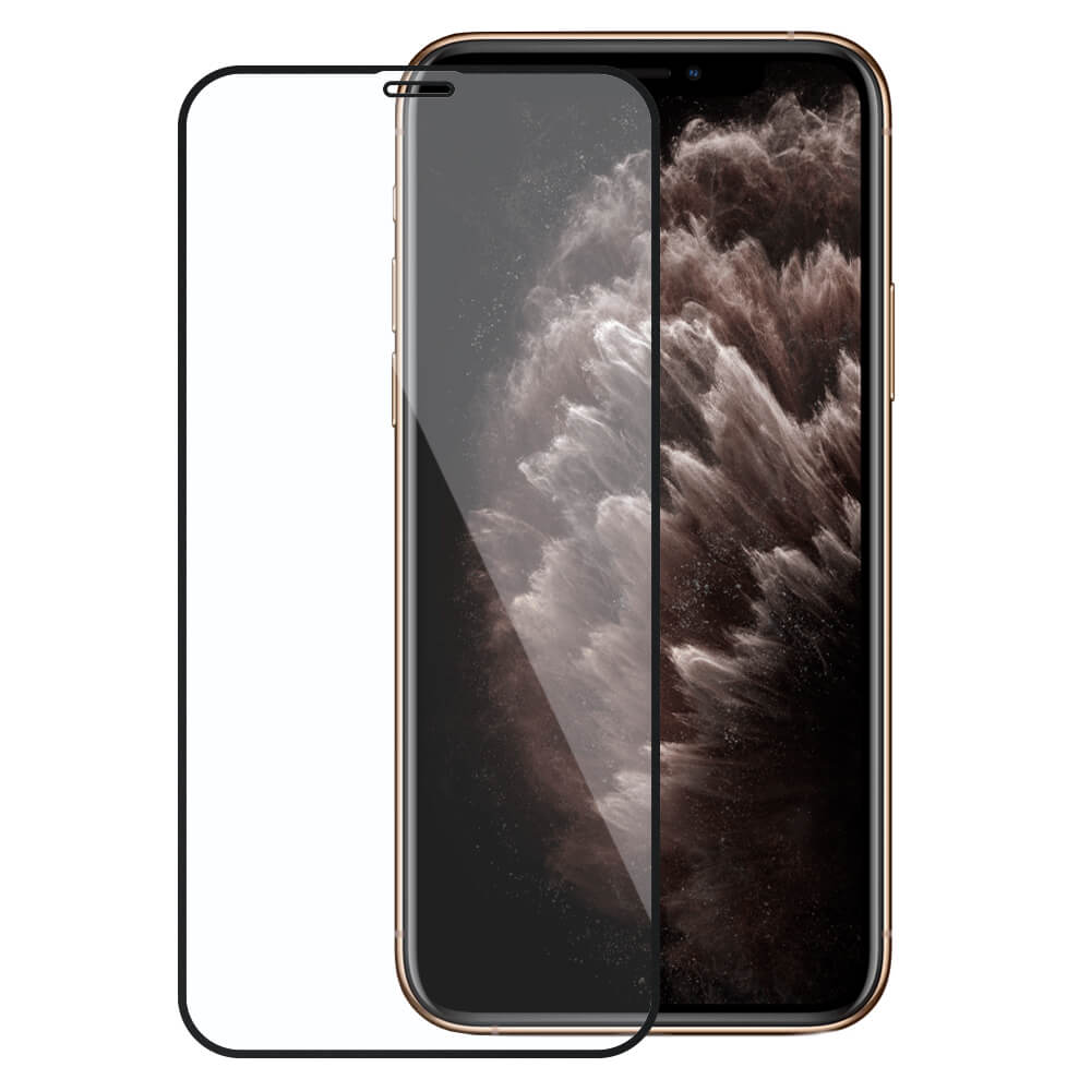 Afbeelding van iPhone 11 Pro Max invisible tempered glass