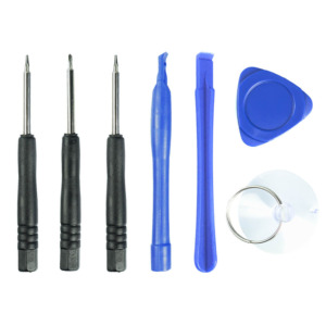 Beginners reparatieset 7 in 1 met tri wing