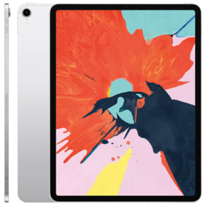Refurbished iPad Pro 2018 12.9 inch zilver 64 GB
