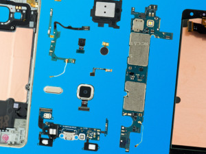 Samsung Galaxy A5 teardown