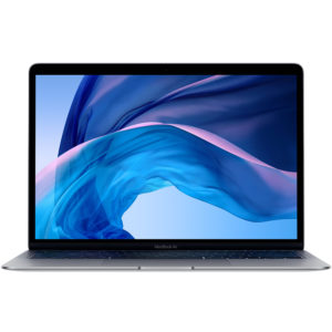 Refurbished Macbook Air space grey (Late 2018)