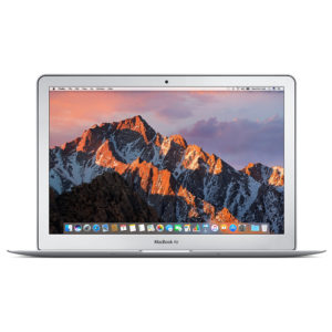 Macbook Air 13 inch zilver (2017)