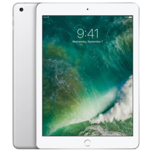 Refurbished iPad 2017 zilver
