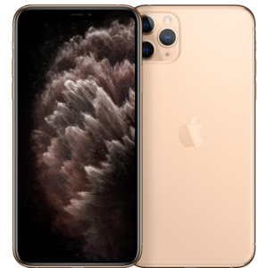 Refurbished iPhone 11 Pro Max goud