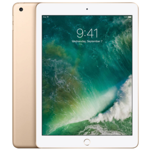 Refurbished iPad 2017 goud